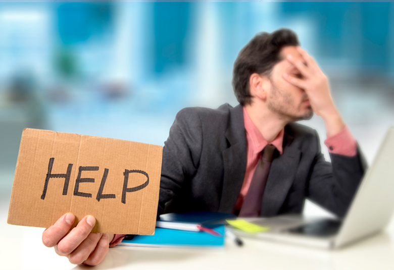 Stressed out over your website?